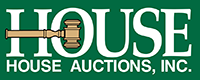 House Auction Company Logo